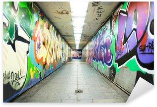 Pixerstick para Todas las Superficies Túnel urbano