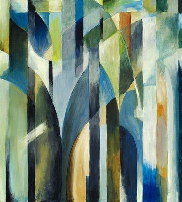 Pixerstick para Todas las Superficies Una pintura abstracta
