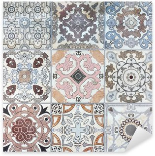 Vinilos azulejos pixers vivimos para cambiar for Stickers azulejos cocina