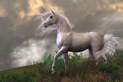 Pixerstick para Todas las Superficies White Unicorn Stallion