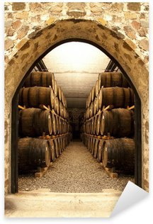 Pixerstick para Todas las Superficies Wine barrels