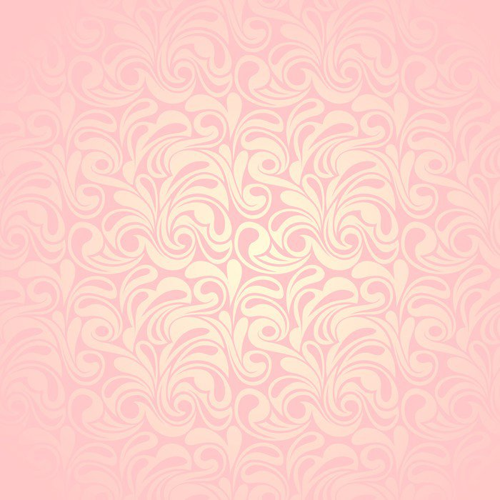 Wall Decal Abstract pink seamless pattern. Vector illustration. - Themes