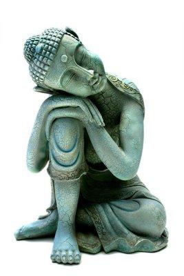 buddha relaxing