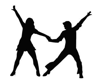 Dancing Couple 70s