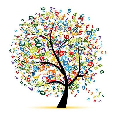 Digital tree for your design