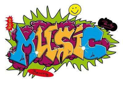 Graffiti Music
