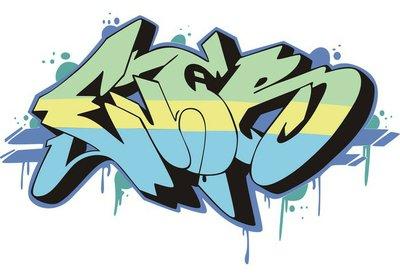 Graffito - ever