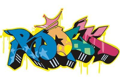 Graffito - rock
