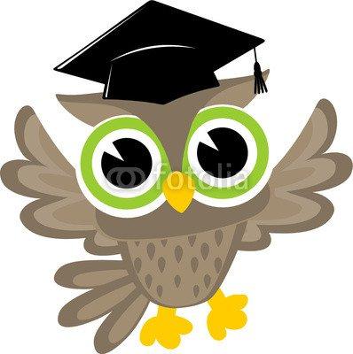 happy owl graduation