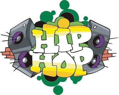 Hip Hop graffiti design