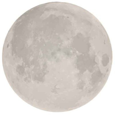 Lune - Espace - Univers