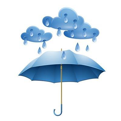 Protection against rain