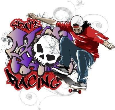 Skate Racing