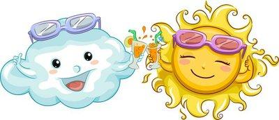 Sun and Cloud Toast