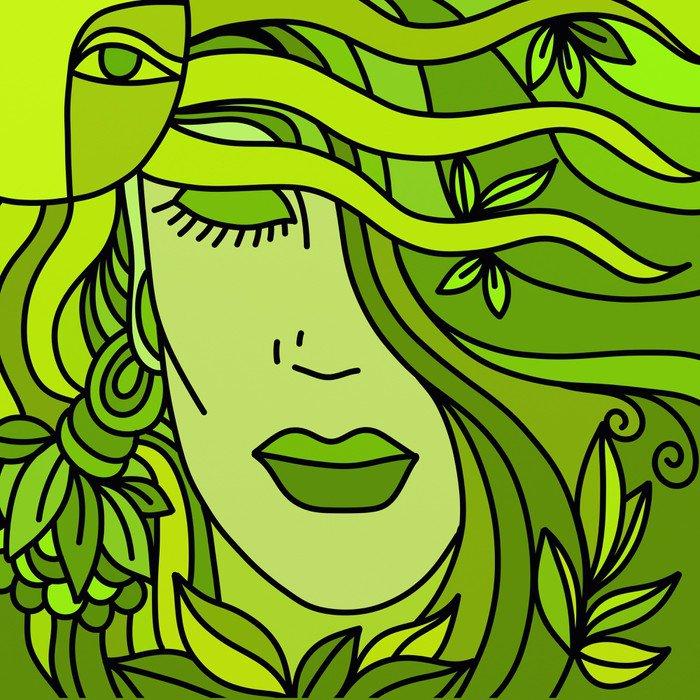 viso verde