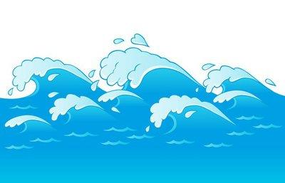 Waves theme image 3