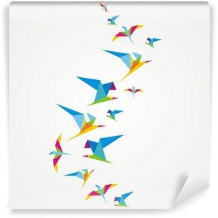 птица Wall Mural - Vinyl