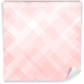 Wall Mural - Vinyl Abstract Elegant Pink Background