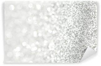 Vinyl Wall Mural Abstract glitter background