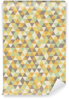 Wall Mural - Vinyl abstract pattern