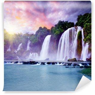 Banyue waterfall