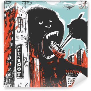 Big Gorilla destroys City