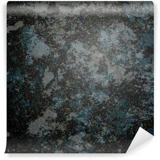 black stone Wall Mural - Vinyl