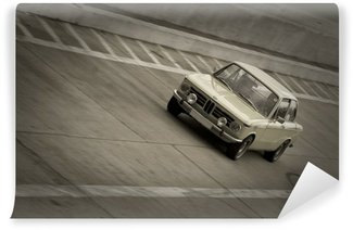 BMW E10 2002 Wall Mural - Vinyl