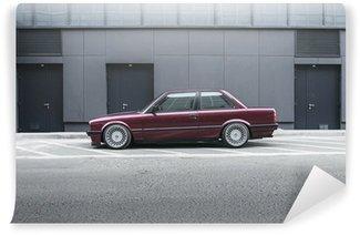 BMW E30 Vinyl Wall Mural