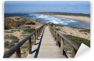 Bordeira Beach, Algarve, Portugal