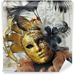 Wall Mural - Vinyl Carnival of Venice