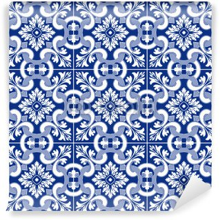 Spanish tiles wall murals pixers for Carrelage pvc mural