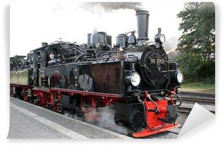 Dampflokomotive der Harzer Schmalspurbahnen