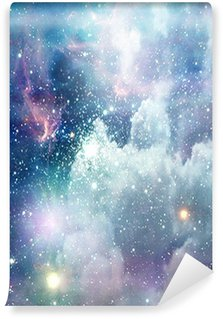 Deep Space Scene Wall Mural - Vinyl