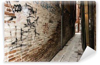 Wall Mural - Vinyl Dirty alley