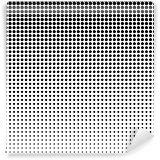 Wall Mural - Vinyl Dotted background