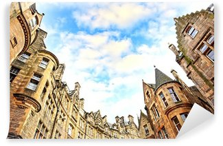 Edinburgh wall murals the touch of the scottish world for Edinburgh wall mural