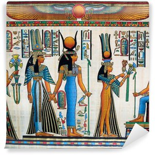 Egyptian wall murals pixers for Egyptian wall mural