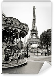 Wall Mural - Vinyl Eiffelturm