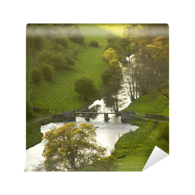 England derbyshire peak district national park wall mural for England wall mural