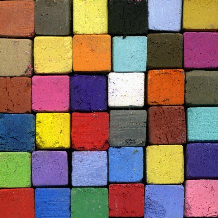 Wall Mural - Vinyl Farben - iStaging