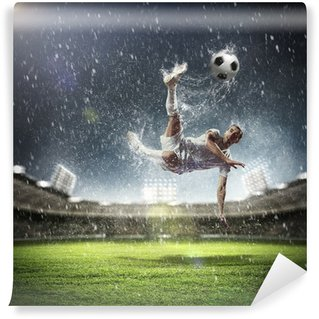 Football Wall Mural football stadium wall murals - vinyl • pixers® • we live to change