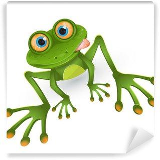 Wall Mural - Vinyl frog