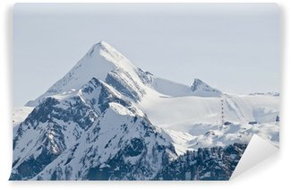 Gletscherskigebiet Kitzsteinhorn Wall Mural - Vinyl