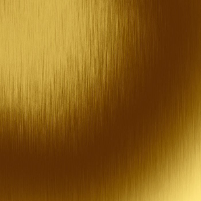 Wall Mural - Vinyl gold metal texture, scratched metal background - Backgrounds