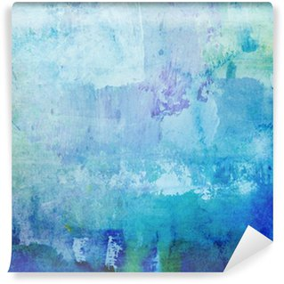 grunge-kleckse-textur Wall Mural - Vinyl