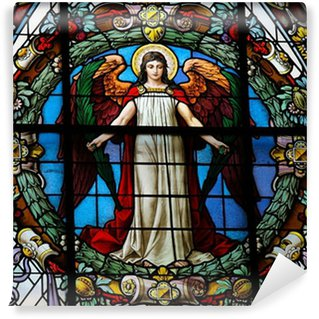 Guardian angel wall murals pixers for Angel wall mural