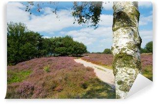 Heather landscape Wall Mural - Vinyl