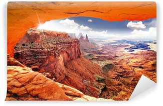 Heavenly view of world Wall Mural - Vinyl