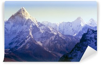Himalaya Mountains Wall Mural - Vinyl
